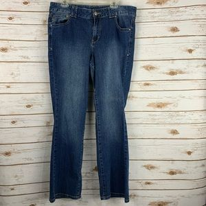 Lane Bryant size 18 jeans bootcut medium wash